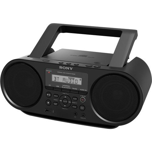 Sony  ZS-RS60BT CD Boombox ZSRS60BT