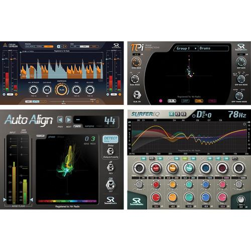 Sound Radix Radical Bundle 2 - Audio Processing Plug-In SR-RB2