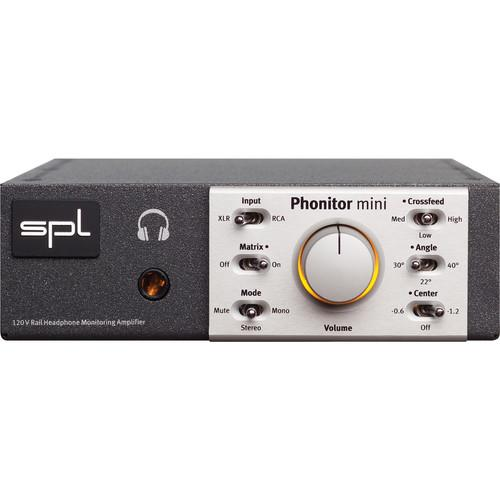SPL Phonitor Mini Headphone Amplifier SPLPHONMINI