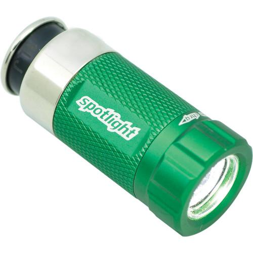 SpotLight Turbo Rechargeable LED Light (Goblin Green) SPOT-8603