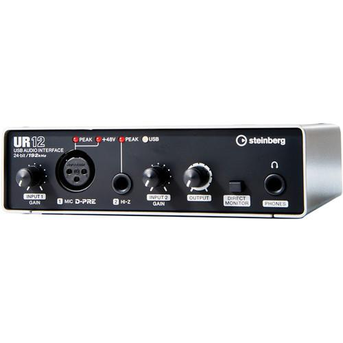 Steinberg  UR12 - USB Audio Interface UR12