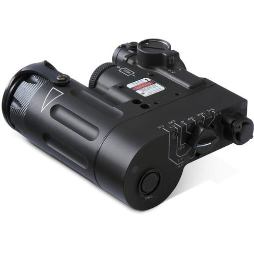 Steiner DBAL-D2 Green/IR Aiming Laser Sight with IR LED 9001