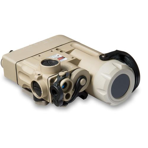 Steiner DBAL-D2 Green/IR Aiming Laser Sight with IR LED 9002