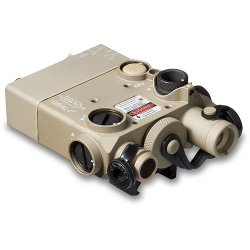 Steiner DBAL-I2 Dual-Beam Green Visible/IR Aiming Laser 9006