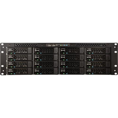 Studio Network Solutions EVO 8TB (4 x 2TB) 16-Bay 16EXP4X2TB-14A