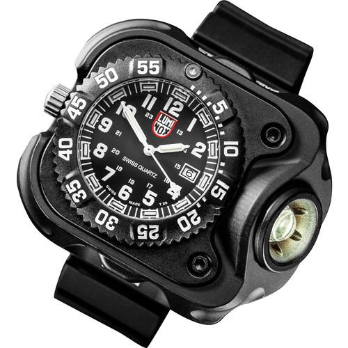 SureFire 2211 Luminox Variable-Output Rechargeable 2211-B-BK-LMX