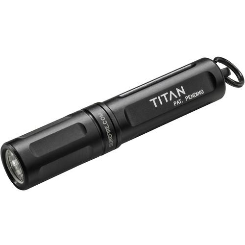 SureFire Titan Ultra-Compact Dual-Output LED Flashlight TITAN-A