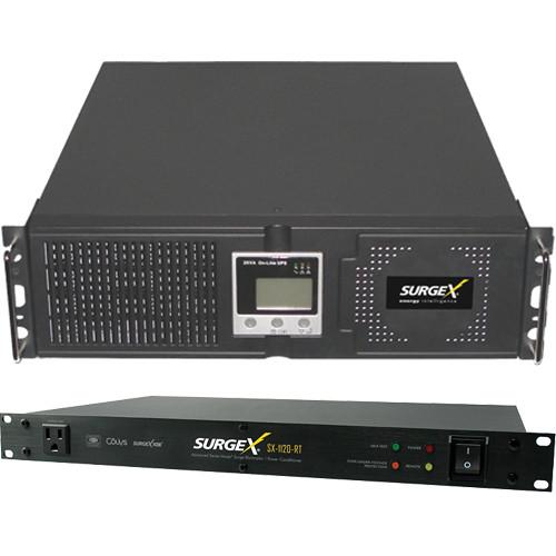 SURGEX Stand-Alone Online Battery Backup/Surge SXBDLUPS2000