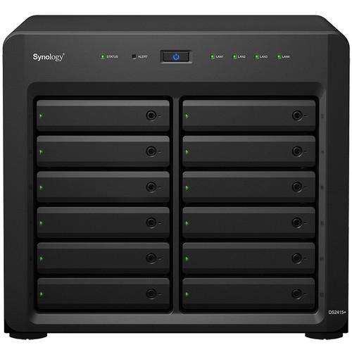 Synology DiskStation DS2415  12-Bay NAS Server DS2415