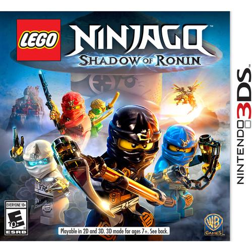 Take-Two LEGO Ninjago: Shadow of Ronin (Nintendo 3DS) 1000550191