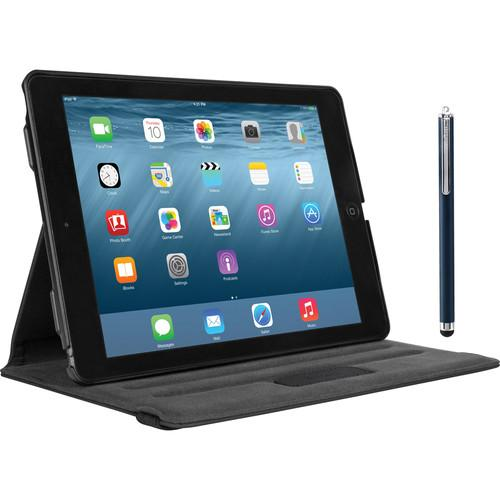 Targus Versavu iPad Air 2 Case with Stylus (Black) THZ582US