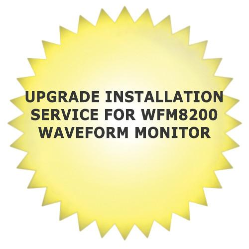 Tektronix Upgrade Installation Service for WFM8200 WFM820UPIF