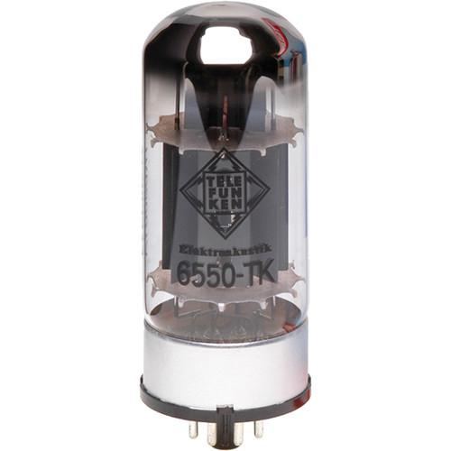 Telefunken 6550-TK Black Diamond Series Vacuum Power Amp 6550-TK