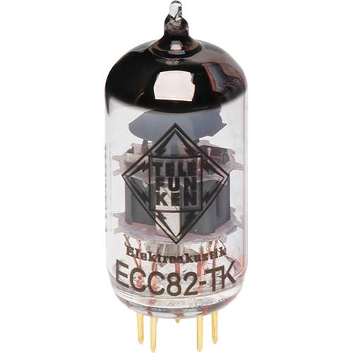 Telefunken ECC82-TK Black Diamond Series Amplifier Tube ECC82-TK