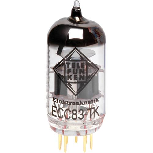 Telefunken ECC83-TK Black Diamond Series Preamp Tube ECC83-TK