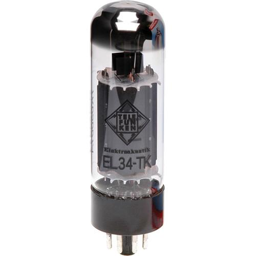 Telefunken EL34-TK Black Diamond Series Power Amp Tube EL34-TK