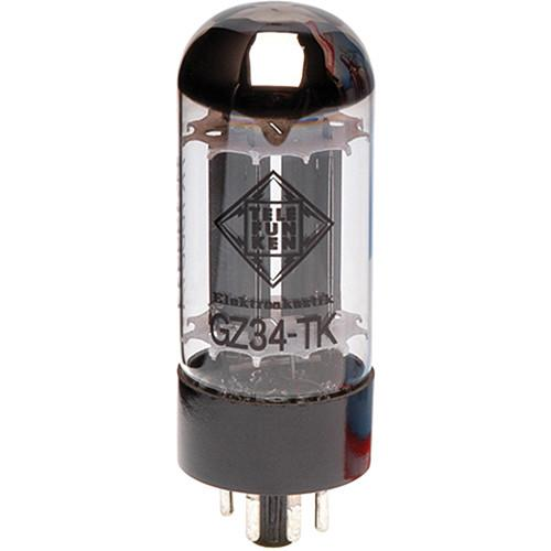 Telefunken GZ34-TK Black Diamond Series Rectifier Tube GZ34-TK