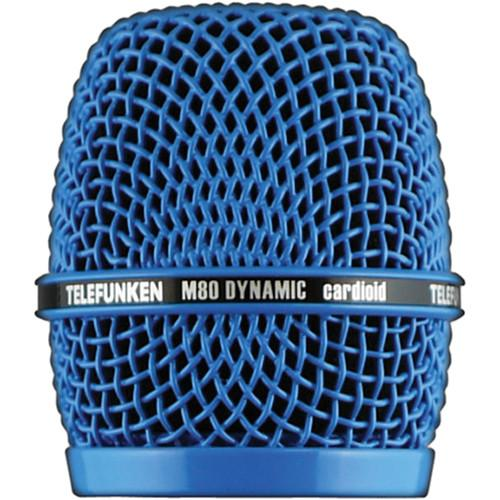 Telefunken HD03 Replacement Head Grille for M80 / M81 HD03-BLUE