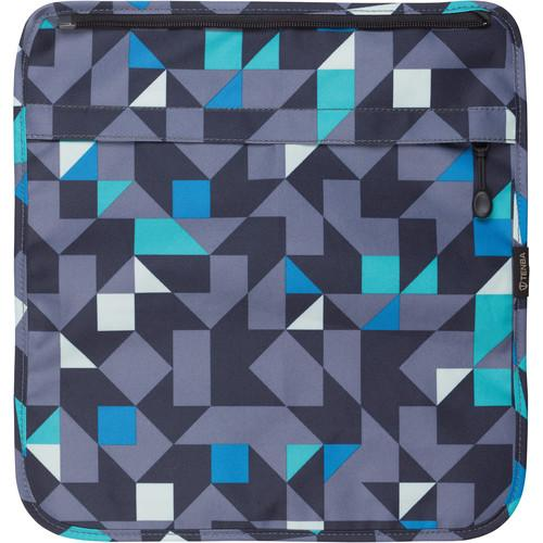 Tenba Switch Cover 10 (Blue and Gray Geometric) 633-334