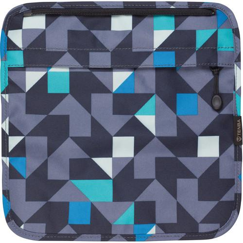 Tenba Switch Cover 7 (Blue and Gray Geometric) 633-314