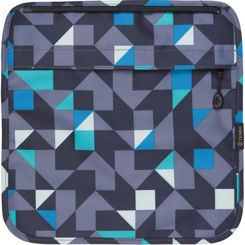 Tenba Switch Cover 8 (Blue and Gray Geometric) 633-324