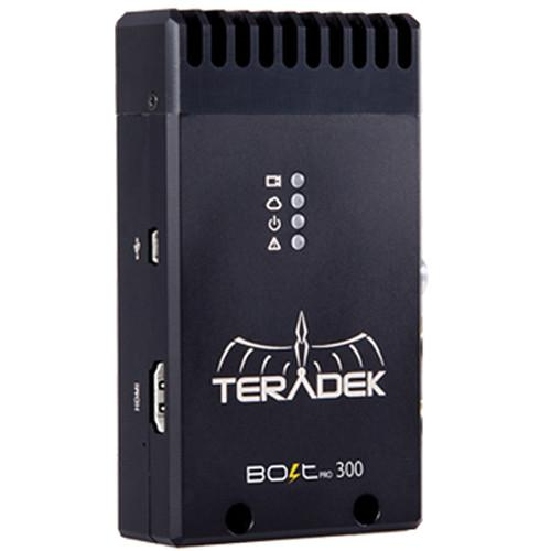 Teradek Bolt 300 HDMI Wireless Video Receiver 10-0912