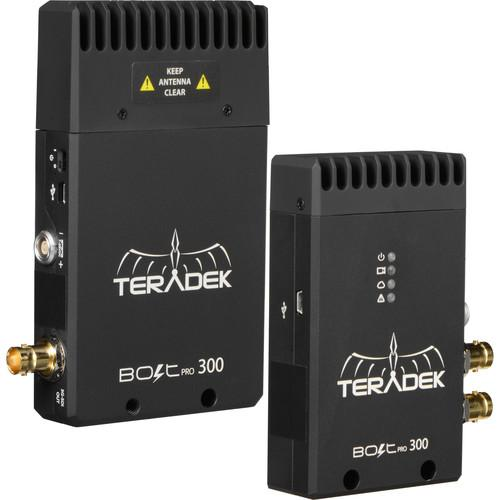 Teradek  Bolt Pro 300 3G-SDI Wireless 10-0920