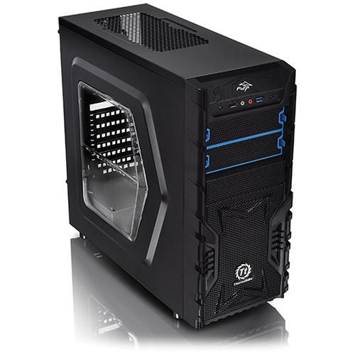 Thermaltake Versa H23 Mid-Tower Chassis CA-3B1-50M1WU-00