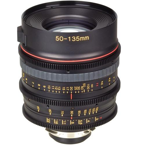 Tokina Cinema 50-135mm T3.0 with PL Mount TC-535P
