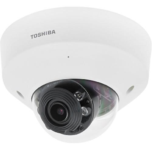 Toshiba IK-WD31A 3MP True Day/Night Indoor IP Dome IK-WD31A
