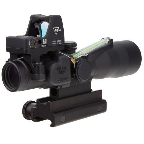 Trijicon 3x30 TA33 ACOG Riflescope with RM01 TA33-C-400117