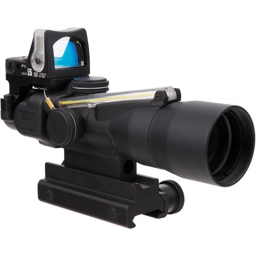 Trijicon 3x30 TA33 ACOG Riflescope with RM05 TA33-C-400119