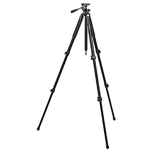 Trijicon AC70004 Aluminum Tripod with 2-Way Pan/Tilt Head