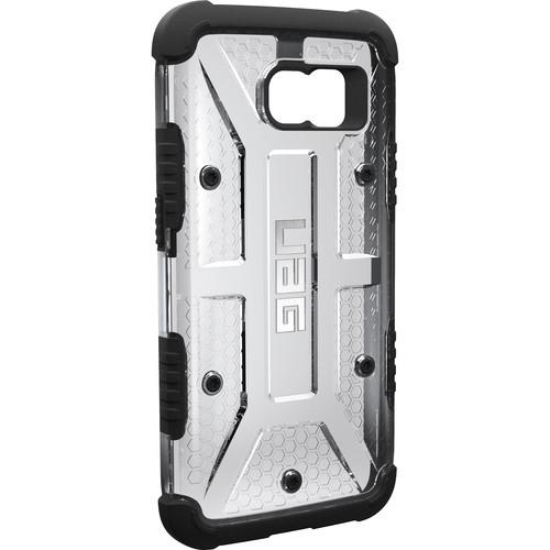 UAG Composite Case for Galaxy S6 (Ice) UAG-GLXS6-ICE-W/SCRN-VP