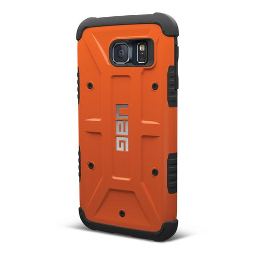UAG Composite Case for Galaxy S6 UAG-GLXS6-RST-W/SCRN-VP