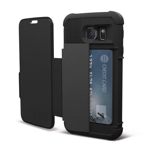 UAG Folio Case for Galaxy S6 (Scout) UAG-GLXS6F-BLK