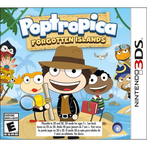 Ubisoft Poptropica Forgotten Islands (Nintendo 3DS) UBP10500976