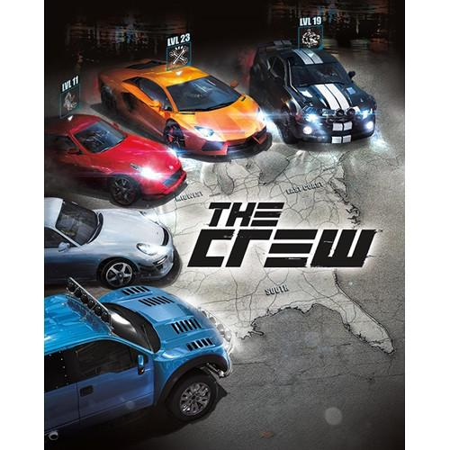 Ubisoft  The Crew (Xbox 360) UBP50200967