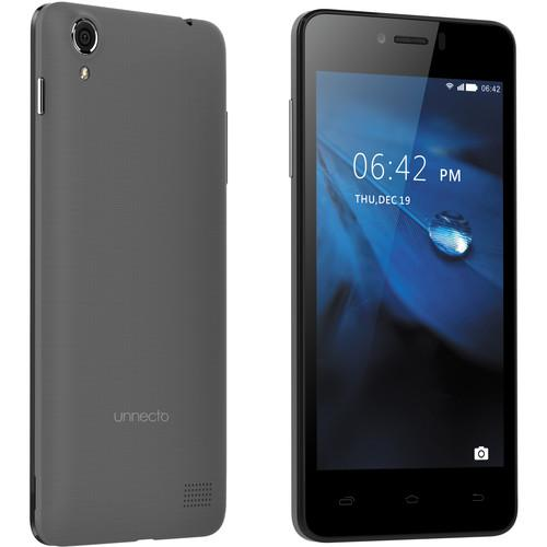 Unnecto Air 4.5 8GB Smartphone (Unlocked, Gray) AIR-452-USOM-GY