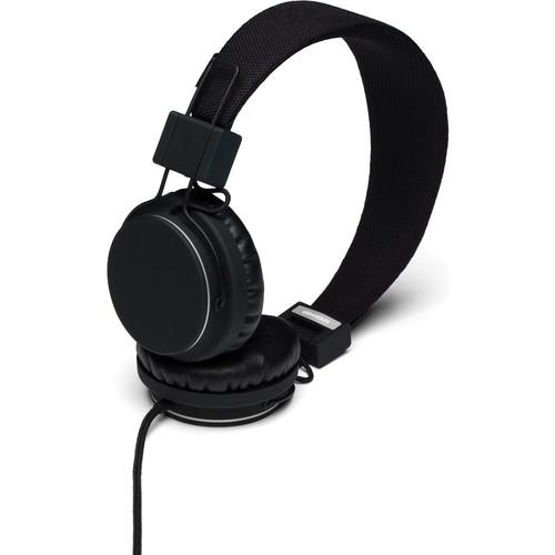 Urbanears Plattan On-Ear Headphones (Black) 4091009