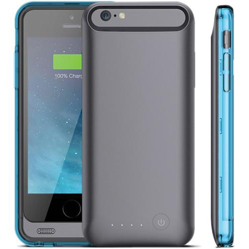 URGE Basics ARMORLITE 2400mAh Battery Case UG-IP6BATCAS-BBLU