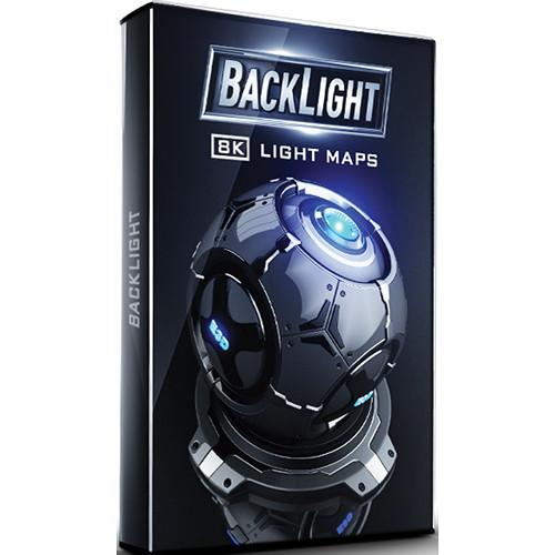 Video Copilot Backlight 8K Light Maps for Element 3D BLACKLLIGHT