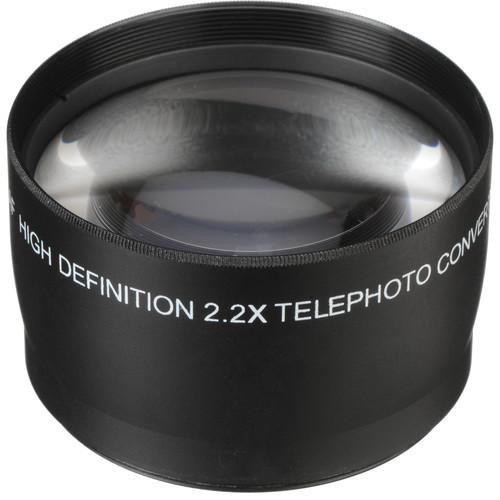 Vivitar 2.2x Telephoto Conversion Lens Attachment VI-58-T