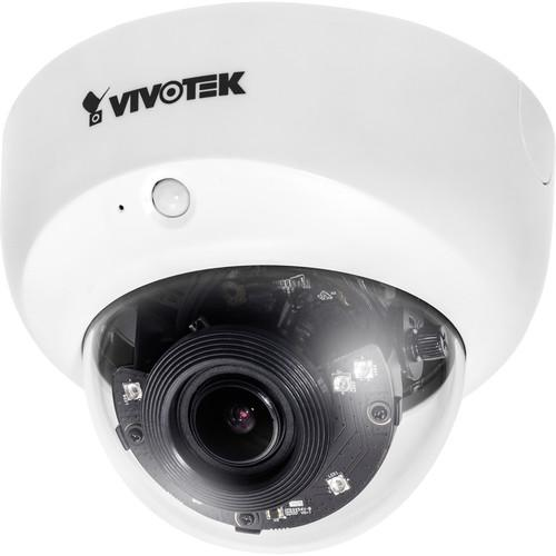 Vivotek FD8167 2MP IR Smart Stream Low-Light Indoor Fixed FD8167