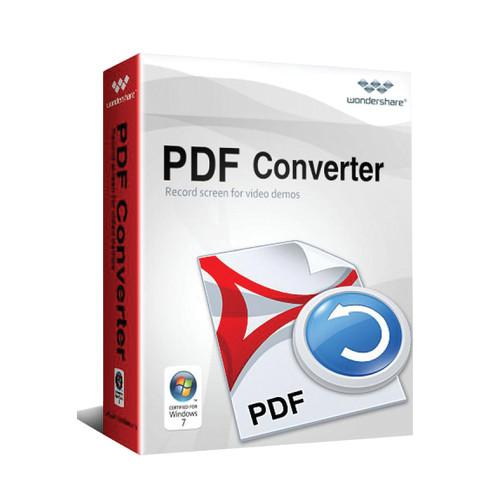 Wondershare PDF Converter v4 for Windows (Download) 10176635