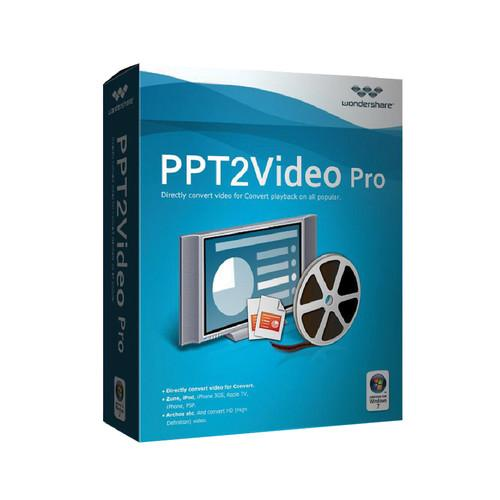 Wondershare  PPT2Video Pro v6 (Download) 26835761