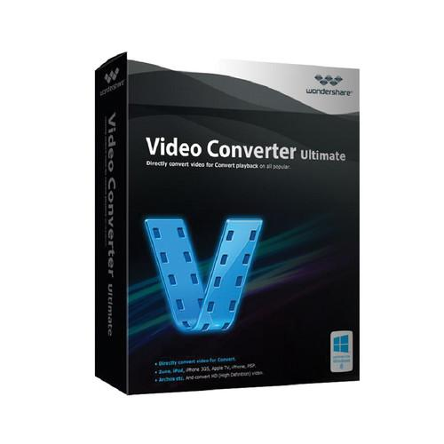 Wondershare Video Converter Ultimate 8 for Windows WS100495