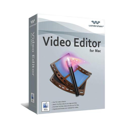 Wondershare Video Editor 4 for Mac (Download) VIDEOEDITOR2013
