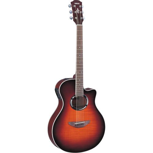 Yamaha APX500FMII Thinline Acoustic/Electric APX500FMII OVS