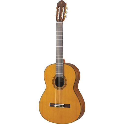 Yamaha CG162C Nylon-String Classical Guitar (Cedar Top) CG162C